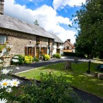 gite holidays in northern france la cahudiere for large groups and couples